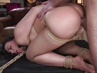 Whitney gets a cock deep down inside her tight pussy