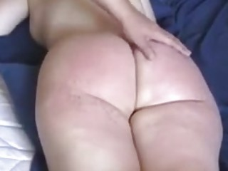Poor slave girl gets her big ass whipped BDSM porn