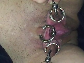 BDSM this is the nastiest pussy torture you will see