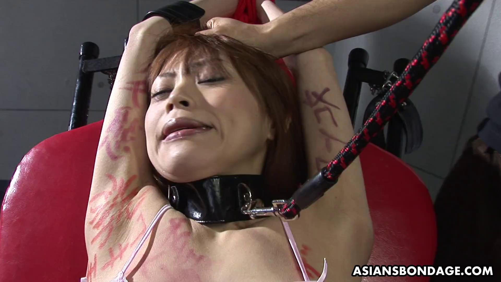 Pain Hardcore Porn Pics innocent asian gets in so much hardcore bdsm pain and loves