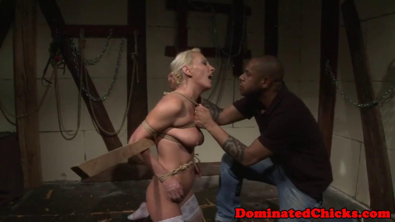 Wife Tied Blindfolded Fucked