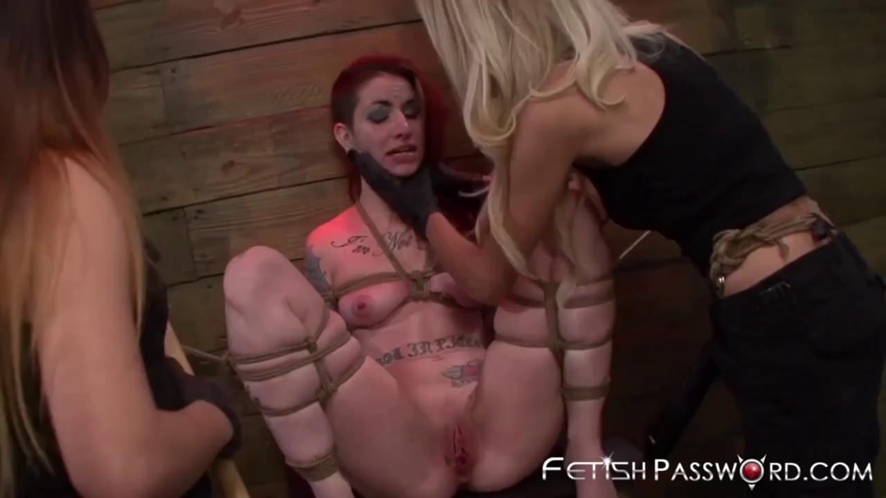 Lesbian Tied Up Tortured